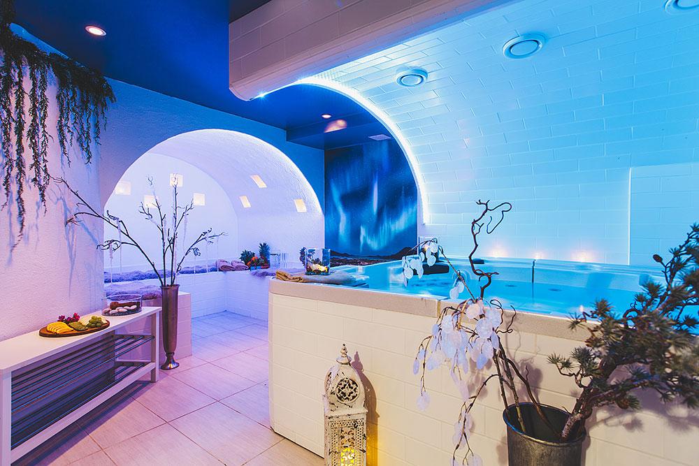 Tre romantiska spa i Stockholm